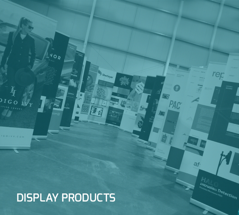 DISPLAY PRODUCTS b